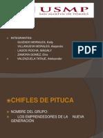 Chifle de Pituca