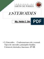 TQB24 - Esteroides