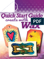 Purple Cows Encaustic Quick Start Guide