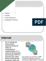 Conceptos y Uso Internet