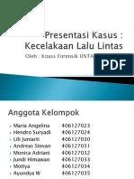 Presentasi Kasus Kamis 27 Juni 2013