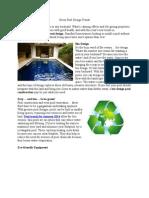 Green Pool Design Trends