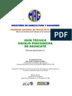 Guia Poscosecha Aguacate
