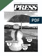 The Stony Brook Press - Volume 24, Issue 7