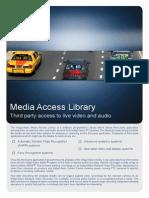 Indigovision Media Access Library