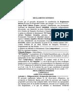 Reglamento Interno Quinta 2014