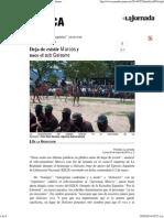 Deja de Existir Marcos y Nace El Sub Galeano