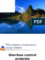 The problem of diarrhea in young children