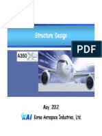 Structure Design A350 KAI