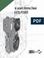 Manual Usuario Motores Diesel Katsu Power