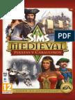 Manual Sims Piratas y Caballeros