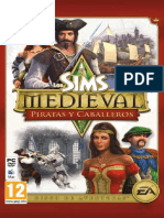 Manual Sims Piratas y Caballeros