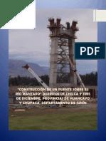 Linea de Base - Puente Comuneros