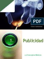 1 PUBLICIDAD 1 1 Conceptos Básicos