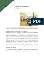 30-06-14 News Capacita SSO a Productores de Queso