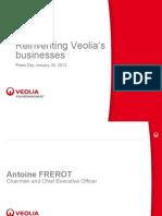 Veolia Company Profile