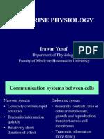 Physiology of Hormone & Neuroendocrine