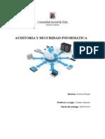 Auditoria y seguridad informatica