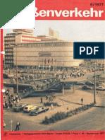 Der Deutsche Strassenverkehr / 1977/09