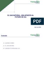 El Gas Natural, Una Apuesta Al Futuro de Ica (Dr. Enrique Cadena Rincon)