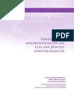 Síndromes Neurológicos en Los Pacientes Oncológicos