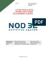 Guia Para Instalar El Antivirus Eset Nod32