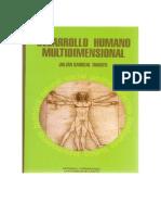 Des Arrollo Human o Multidimensional