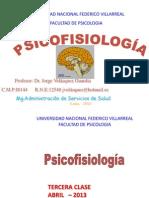 PSICOFIOSIOLOGIAclase 2