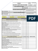 Ssoma.for.050 Formato Inspeccion Ssoma