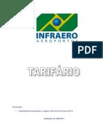 Tarifário 2014