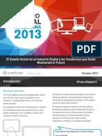 201310- Futuro Digital Argentina. Comscore
