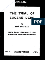 The Trial of Eugene Debs