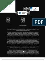 Una estética okupa.  Texto para la exposición Trashumancia de Boris Romero, Museo Nacional de Artes Visuales, Montevideo, Uruguay, 2014.
