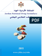 Jordan National Drug Formulary