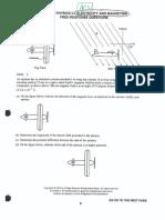 AP C Free Response Review Electromag