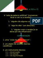 Comunicação Retórica 2