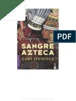 Gary Jennings Sangre Azteca