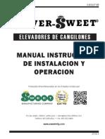 Bucket Elevator Manual Spanish 7 13