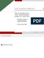 Regresión Logística Binaria