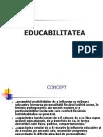 Educabilitate