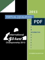 IGC 2013-14 Docket