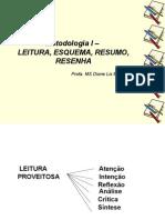 leitura_esquema_resumo_resenha