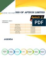Aptech Final