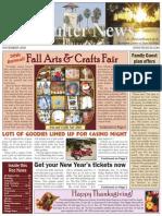 Rec Center News Sun City West Nov 2008
