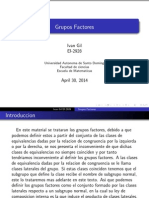 Grupo Factores