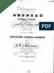 Distraction - Rondeau Brillant Et Facile, Op. 17
