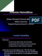 Carrion - Anemia Hemolitica 1