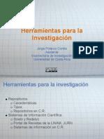 Herramientas Para La Investigacion