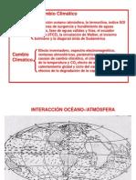 4 ENSO & Cambio Climatico