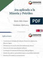 2.1 Mario Julio Geofisica MineriaPetroleo1